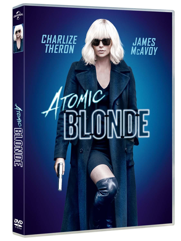ATOMICA BIONDA (DVD)