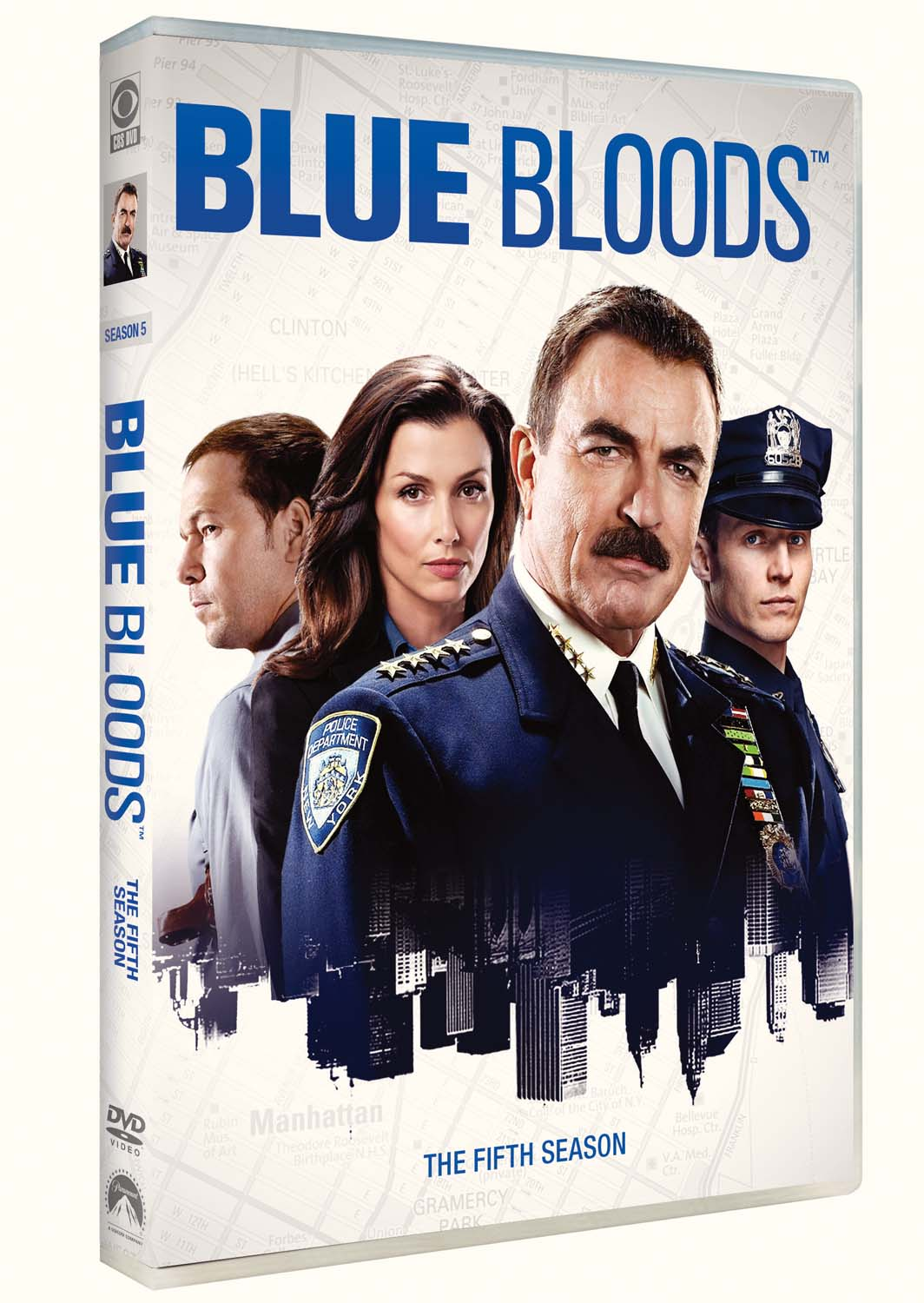 COF.BLUE BLOODS - STAGIONE 05 (6 DVD) (DVD)