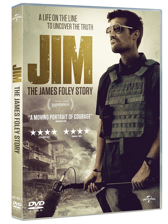 JIM FOLEY: REPORTER DALL'INFERNO (DVD)