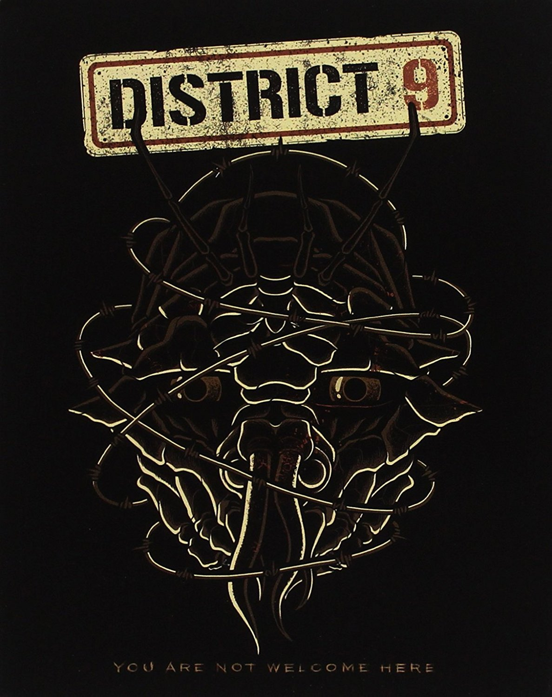 DISTRICT 9 (STLBK) - BD ST