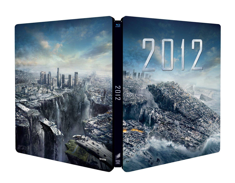 2012 (STEELBOOK- EDIZIONE LIMITATA) (BLU-RAY + DVD)