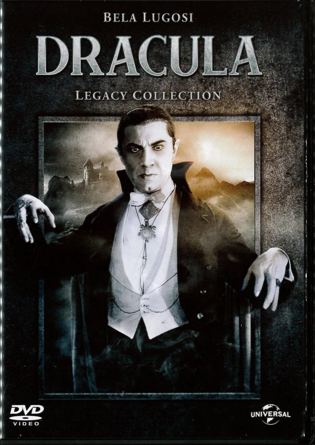 DRACULA - LEGACY COLLECTION (DVD)