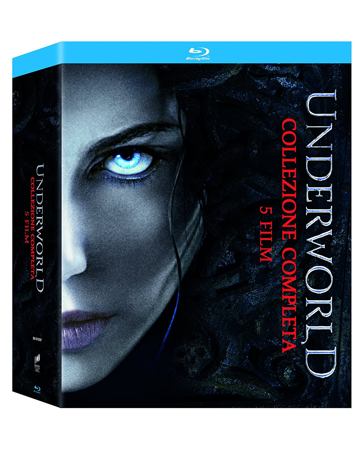 COF.UNDERWORLD COLLECTION (5 BLU-RAY)