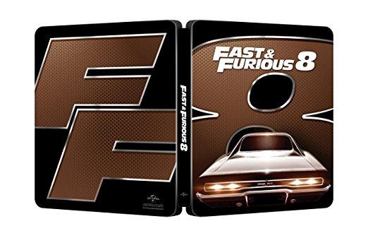 FAST & FURIOUS 8 (LINELOOK STLBK) - BD ST