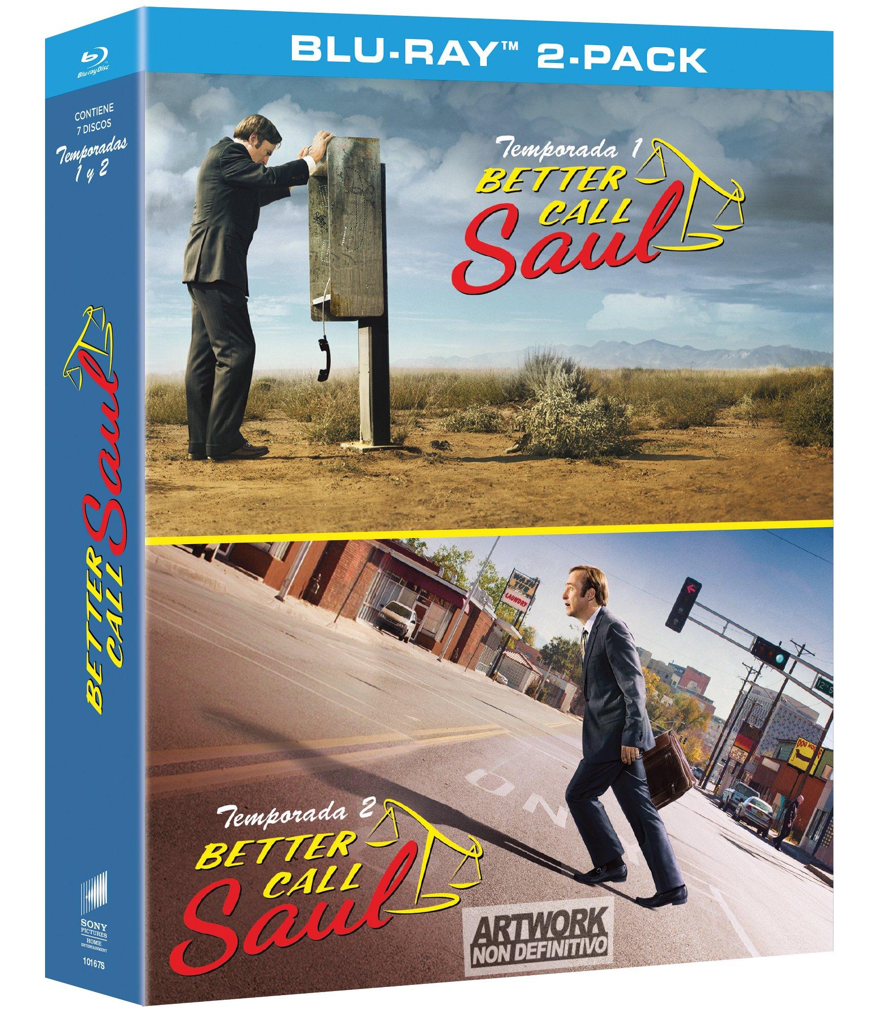 COF.BETTER CALL SAUL - STAGIONE 01-02 (6 BLU-RAY)