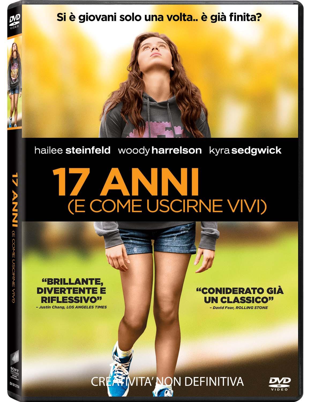 17 ANNI (E COME USCIRNE VIVI) (DVD)