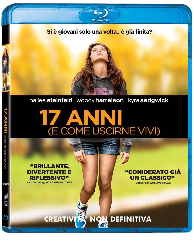 17 ANNI (E COME USCIRNE VIVI) - BLU RAY