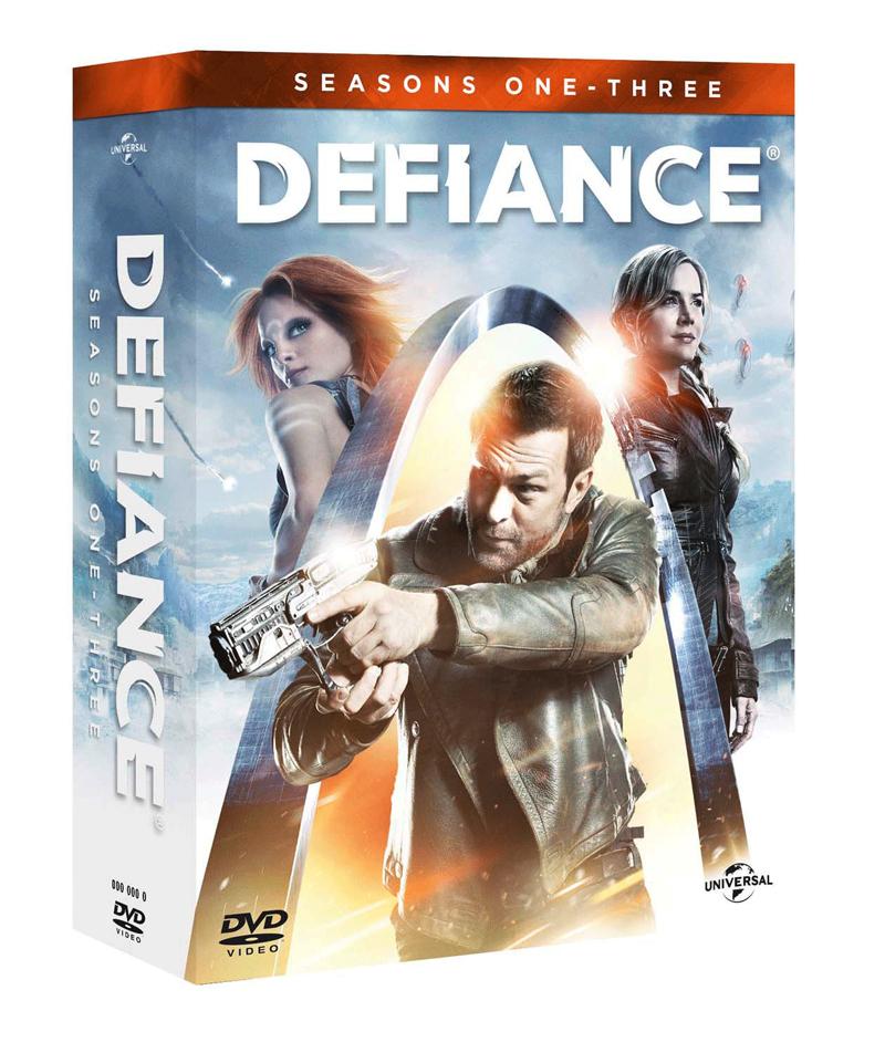 COF.DEFIANCE - STAGIONE 01-03 (12 DVD) (DVD)