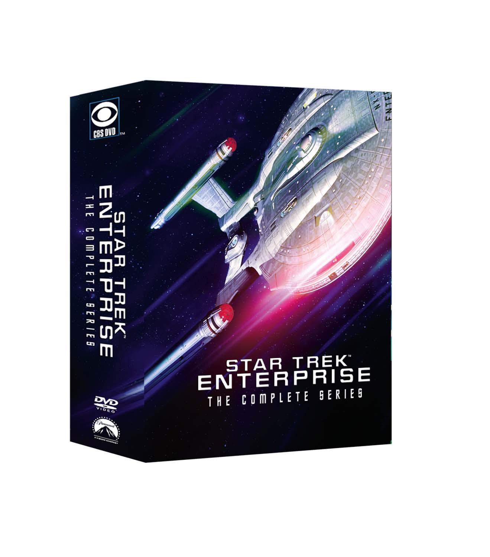 COF.STAR TREK - ENTERPRISE - STAGIONE 01-04 (27 DVD) (DVD)