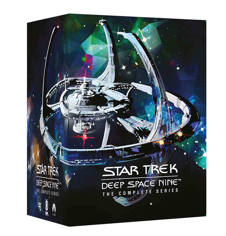 COF.STAR TREK DEEP SPACE NINE - STAGIONE 01-07 (48 DVD) (DVD)