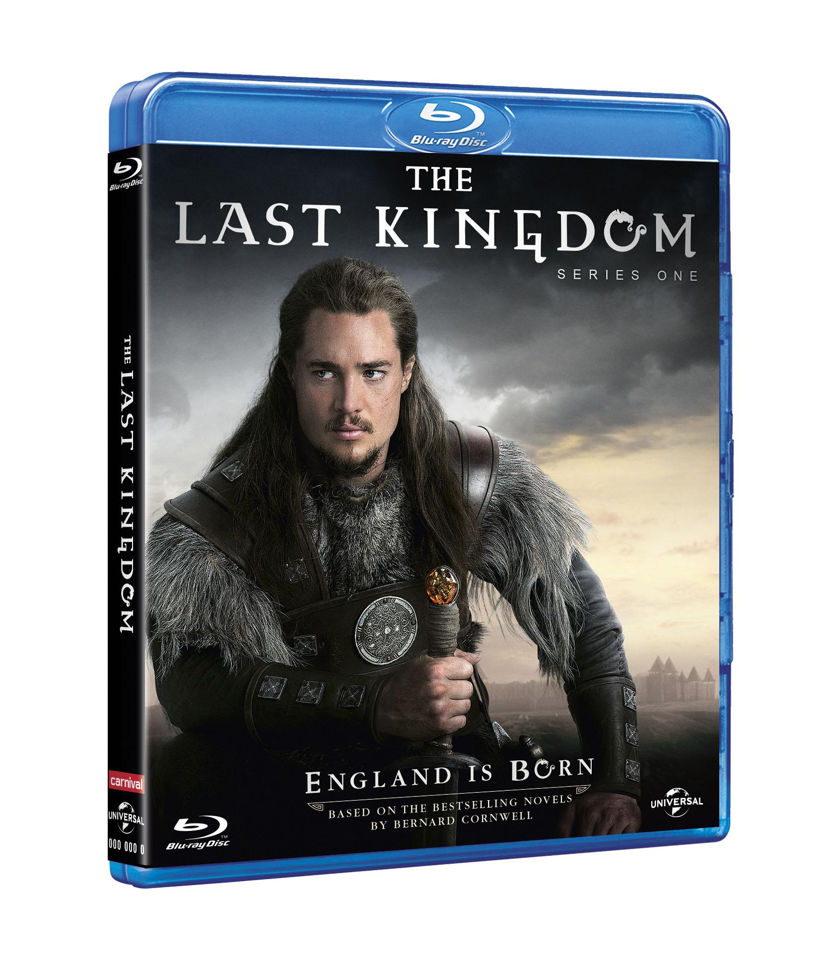 COF.THE LAST KINGDOM - STAGIONE 01 (4 BLU-RAY)