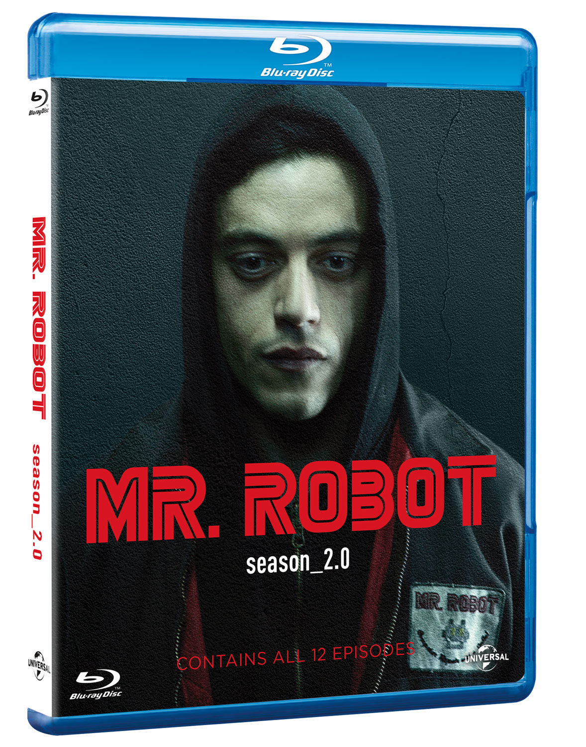 COF.MR. ROBOT - STAGIONE 02 (3 BLU-RAY)
