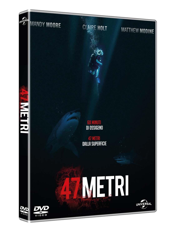 47 METRI (DVD)