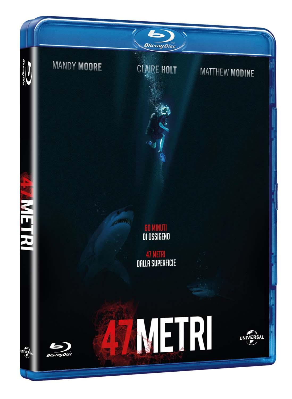 47 METRI - BLU RAY