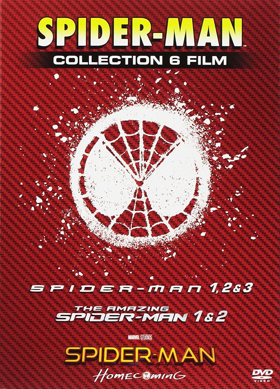 COF.SPIDER-MAN COLLECTION (6 DVD) (DVD)