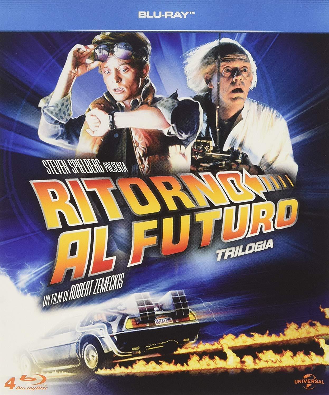COF.RITORNO AL FUTURO - TRILOGIA (3 BLU-RAY)