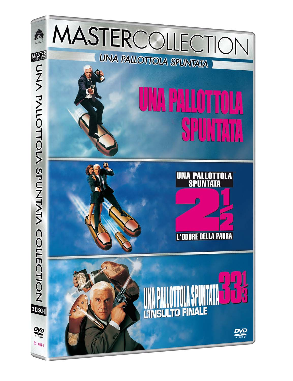 COF.UNA PALLOTTOLA SPUNTATA MASTER COLLECTION (3 DVD) (DVD)
