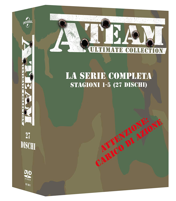 COF.A-TEAM - STAG.01-05 (27 DVD) (DVD)