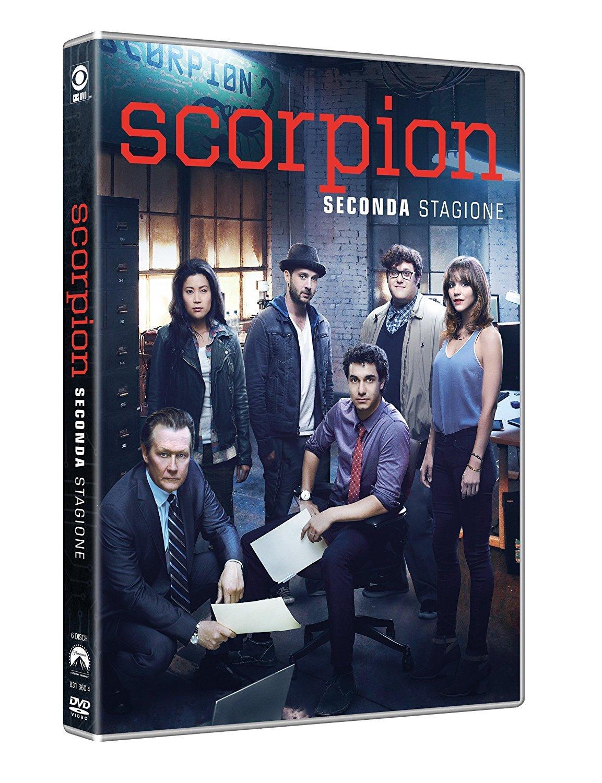 COF.SCORPION - STAGIONE 02 (6 DVD) (DVD)