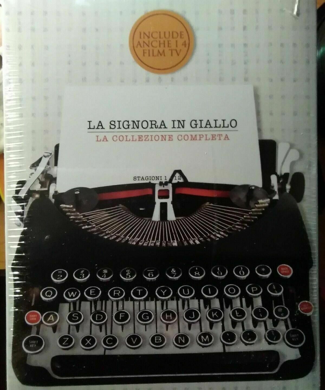 COF.LA SIGNORA IN GIALLO - SERIE COMPLETA (70 DVD) (DVD)
