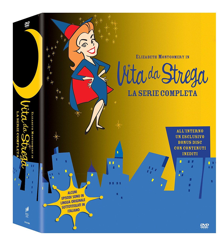 COF.VITA DA STREGA - STAGIONE 01-08 (34 DVD) (DVD)
