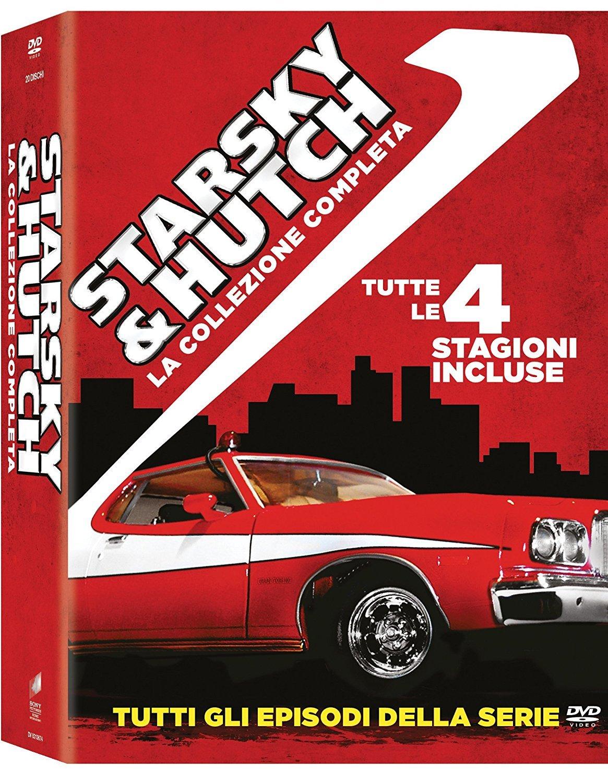COF.STARSKY & HUTCH - STAGIONE 01-04 (20 DVD) (DVD)