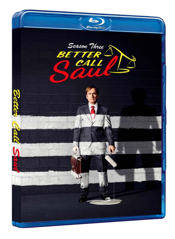 COF.BETTER CALL SAUL - STAGIONE 03 (3 BLU-RAY)