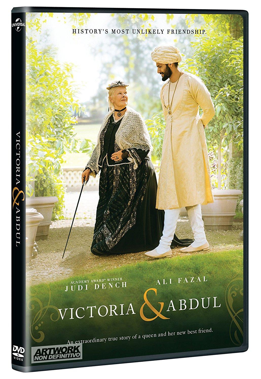VITTORIA & ABDUL (DVD)