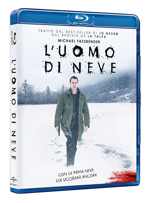 L'UOMO DI NEVE - BLU RAY