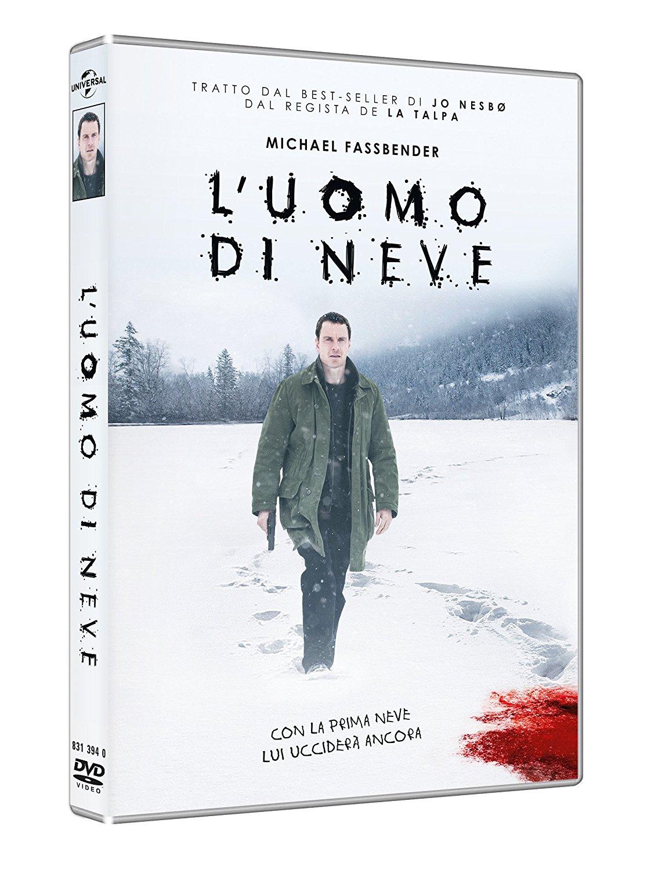 L'UOMO DI NEVE (DVD)