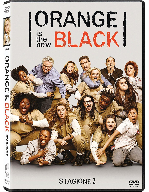 COF.ORANGE IS THE NEW BLACK - STAGIONE 02 (5 DVD) (DVD)