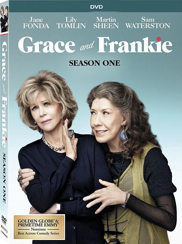 COF.GRACE AND FRANKIE - STAGIONE 01 (3 DVD) (DVD)