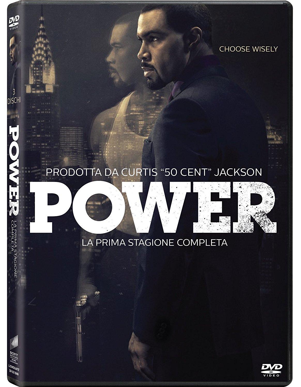 COF.POWER - STAGIONE 01 (3 DVD) (DVD)