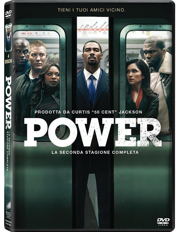 COF.POWER - STAGIONE 02 (4 DVD) (DVD)