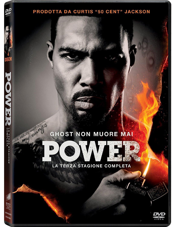 COF.POWER - STAGIONE 03 (3 DVD) (DVD)