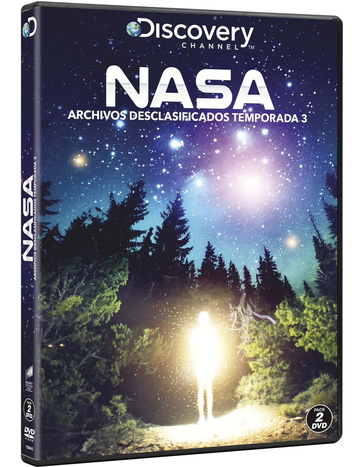 COF.NASA'S UNEXPLAINED FILES - STAGIONE 03 (2 DVD) (DVD)
