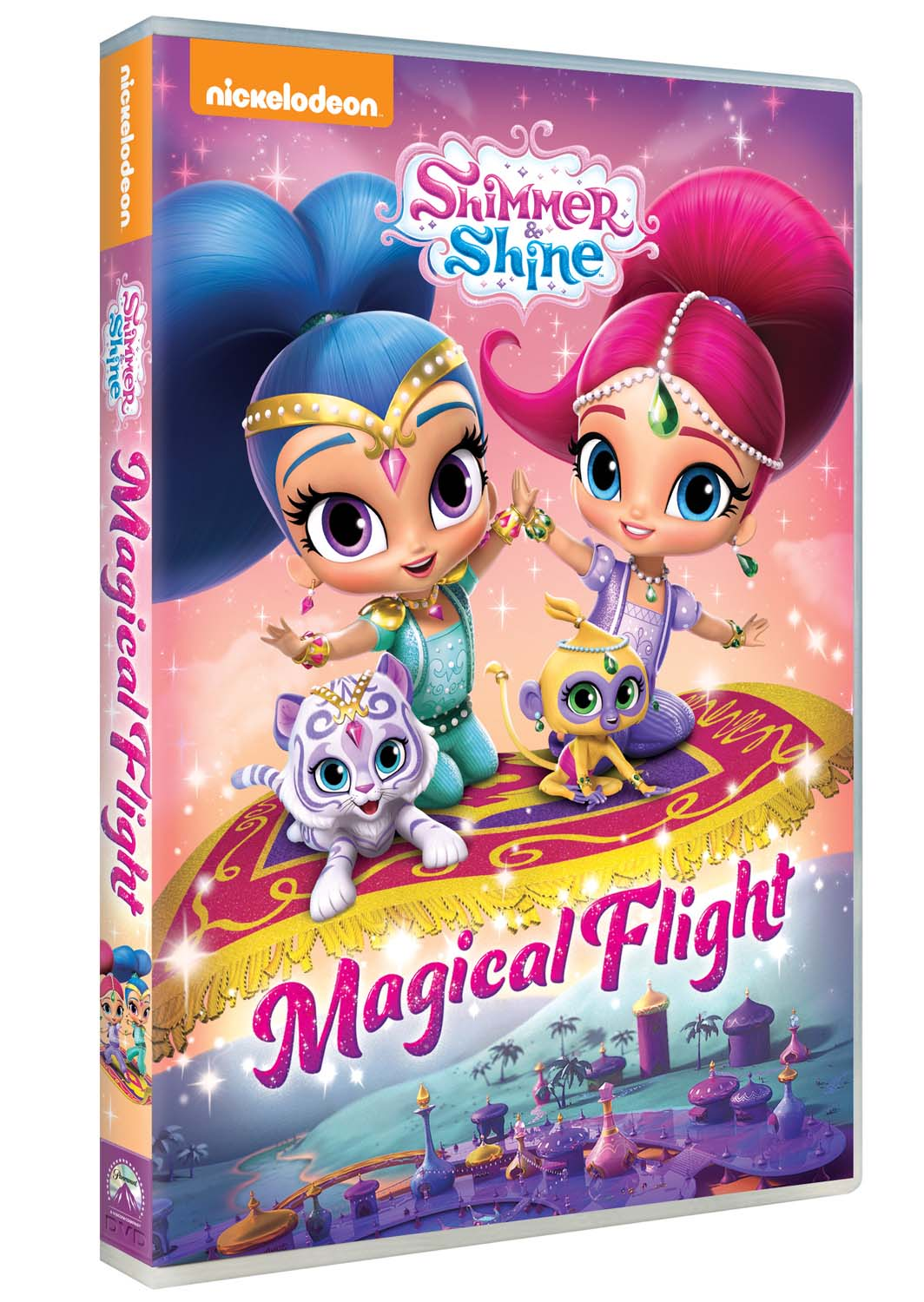 SHIMMER AND SHINE - IL VOLO MAGICO (DVD)