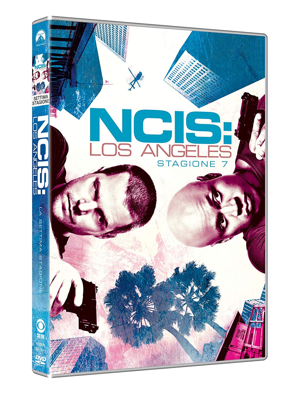 COF.NCIS - LOS ANGELES - STAGIONE 07 (6 DVD) (DVD)