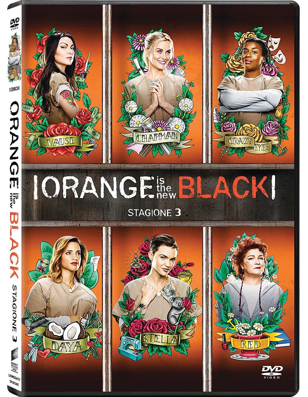COF.ORANGE IS THE NEW BLACK - STAGIONE 03 (5 DVD) (DVD)