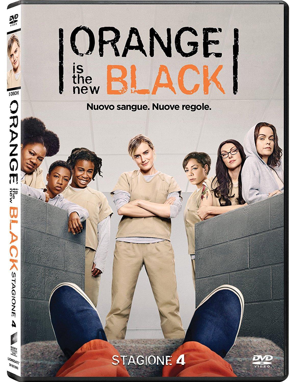 COF.ORANGE IS THE NEW BLACK - STAGIONE 04 (5 DVD) (DVD)