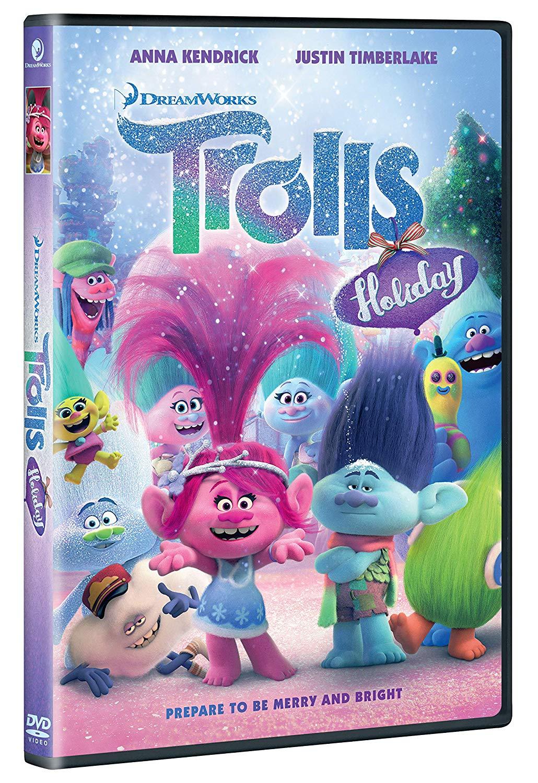 TROLLS: MISSIONE VACANZE (DVD)