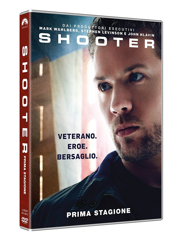 COF.SHOOTER - STAGIONE 01 (4 DVD) (DVD)