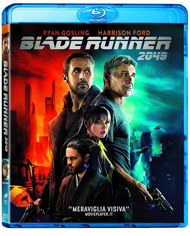 BLADE RUNNER 2049 - BLU RAY