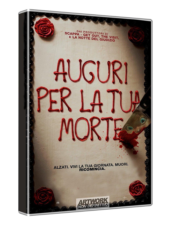 AUGURI PER LA TUA MORTE (DVD)