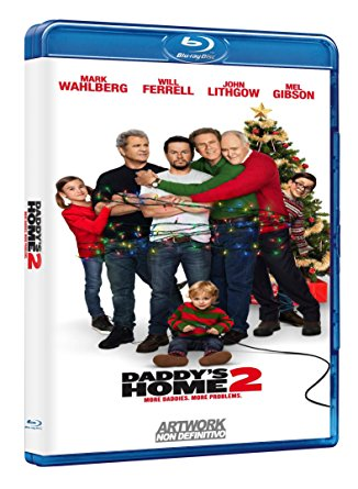 DADDY'S HOME 2 - BLU RAY