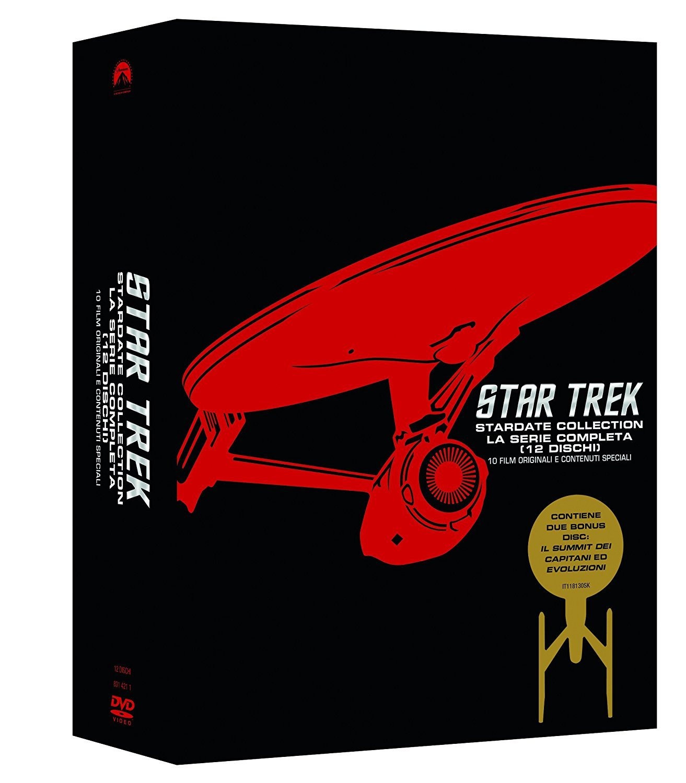 COF.STAR TREK COLLECTION (12 DVD) (DVD)