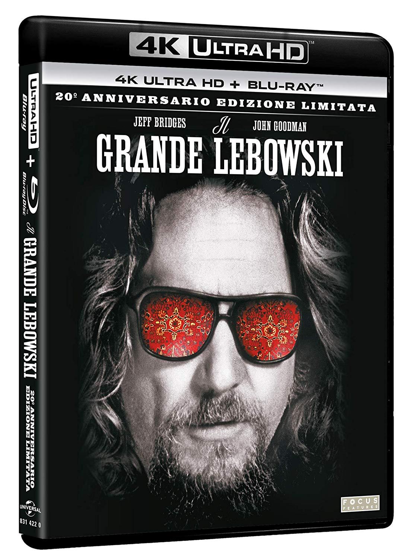 IL GRANDE LEBOWSKI (4K UHD+BLU-RAY)