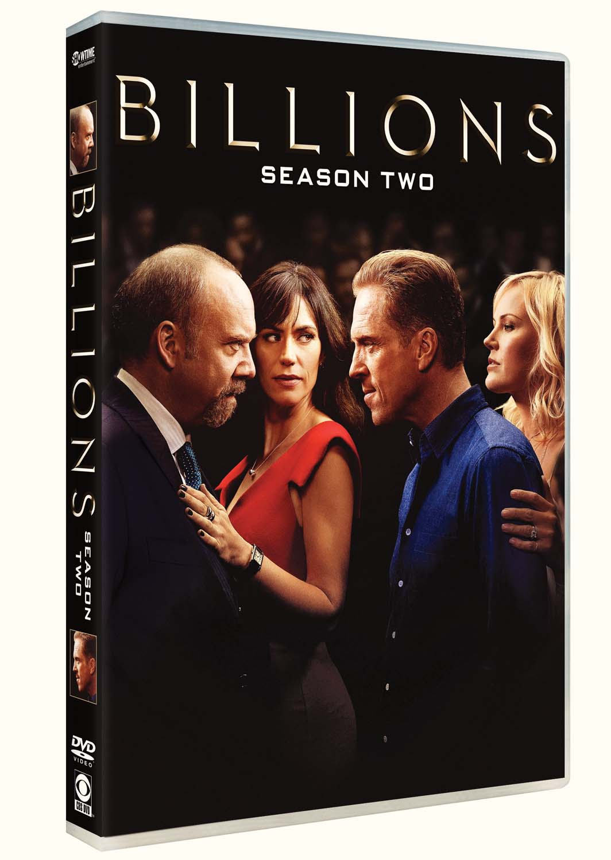 COF.BILLIONS - STAGIONE 02 (4 DVD) (DVD)