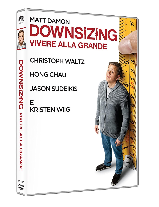 DOWNSIZING VIVERE ALLA GRANDE (DVD)