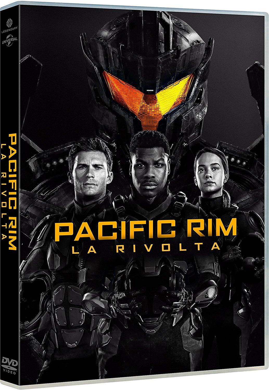 PACIFIC RIM: LA RIVOLTA (DVD)